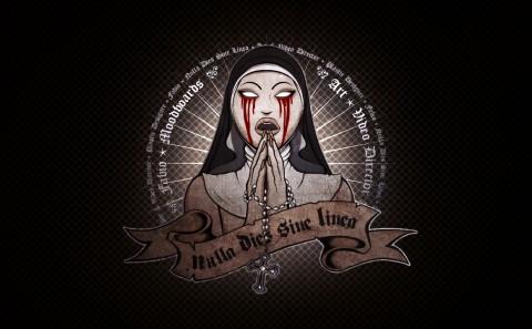 The Virgen de los Dolores by Fabio Soares