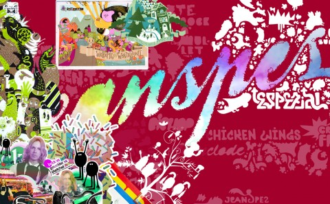 Moodboard Imagine'R by Fabio Soares