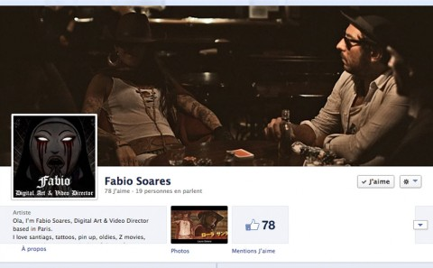 Fabio Soares on facebook