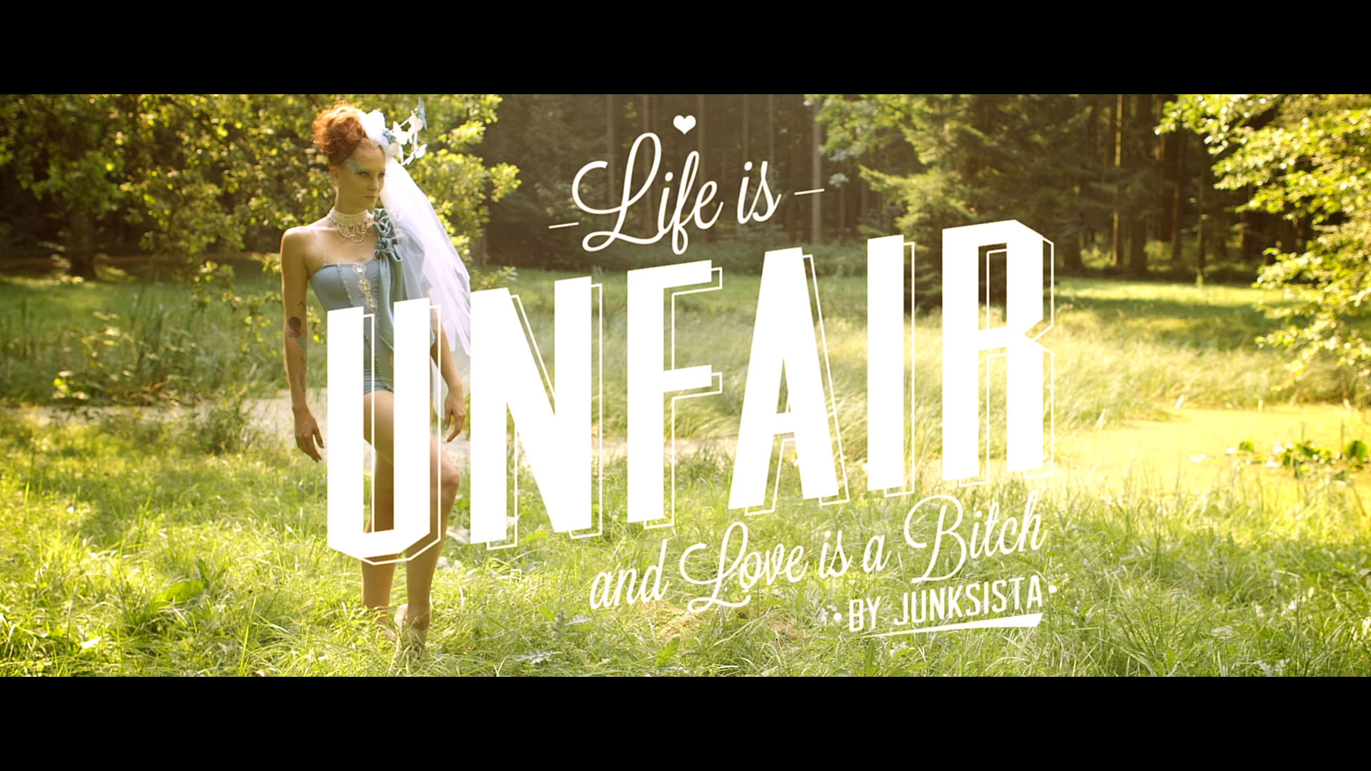 Life is unfair motion pictures with Luisa Raukopf