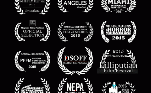 Festivals official selections for Bitch, Popcorn & Blood!