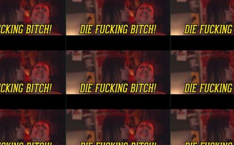 Die Fucking Bitch