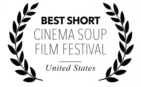 Best Cinematography - Cinema Soup Film festival, for Bitch, Popcorn & Blood