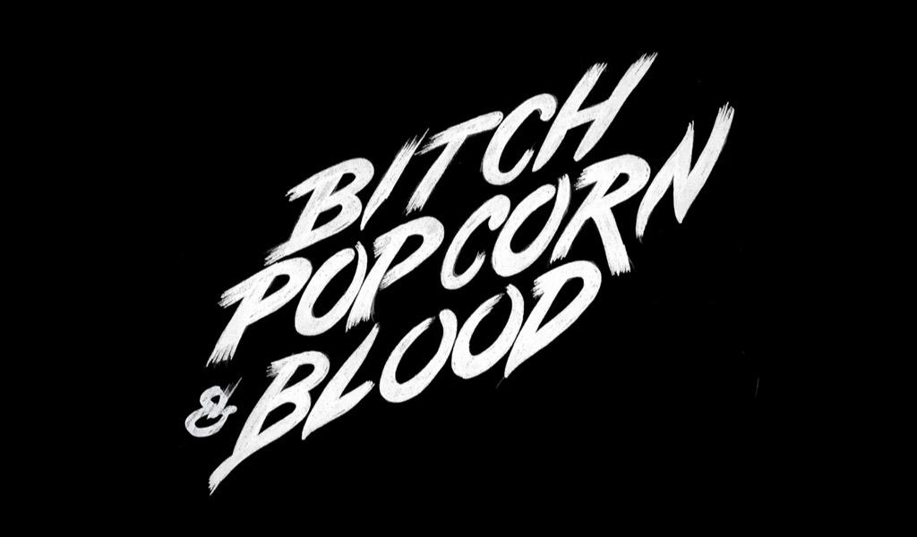 Bitch Popcorn & Blood, by Fabio Soares, finally on line!