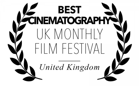 Best Cinematography, at the UK Monthly Film Festival / Best of the year