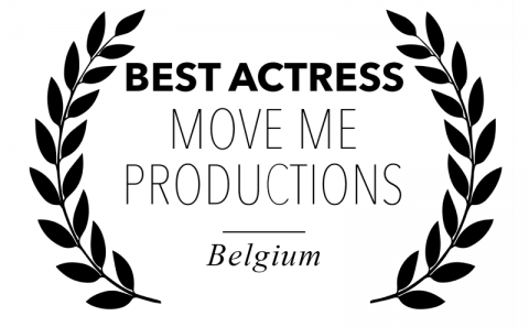 Best Actress at Move Me Productions 7th edition for Petra Silander / I Will Crush You & Go To Hell
