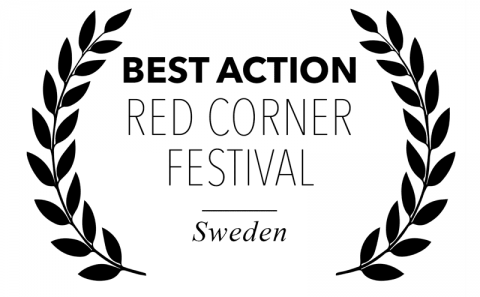 Best Action at Red Corner Festival for I Will Crush You & Go To Hell in Sweden