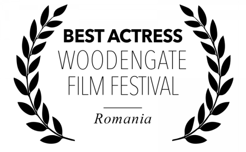 Woodengate Film Festival - Best actress for Petra Silander, in I Will Crush You & Go To Hell