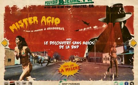 BNP : Le pouvoir d'être jeune by Fabio Soares