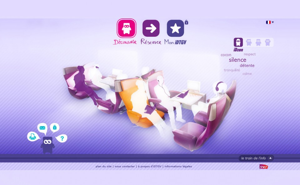 iDTGV design by Fabio Soares