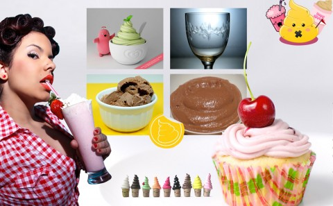 1day1cup Moodboard design by Fabio Soares