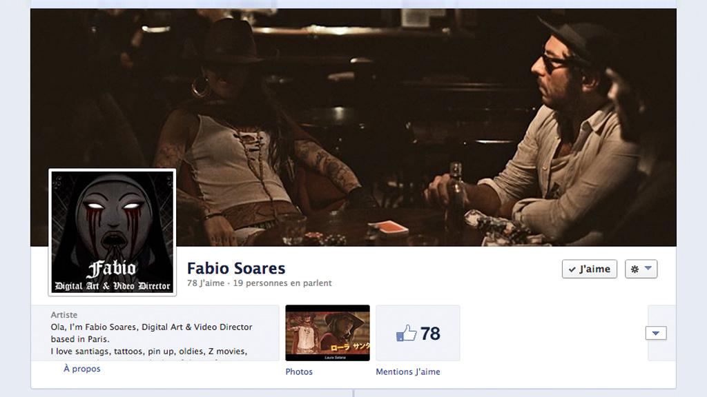 Fabio Soares on facebook
