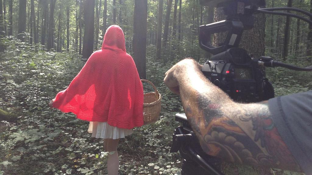 Video shooting last week in Germany for next Junksista video: Life is unfair, by Fabio Soares