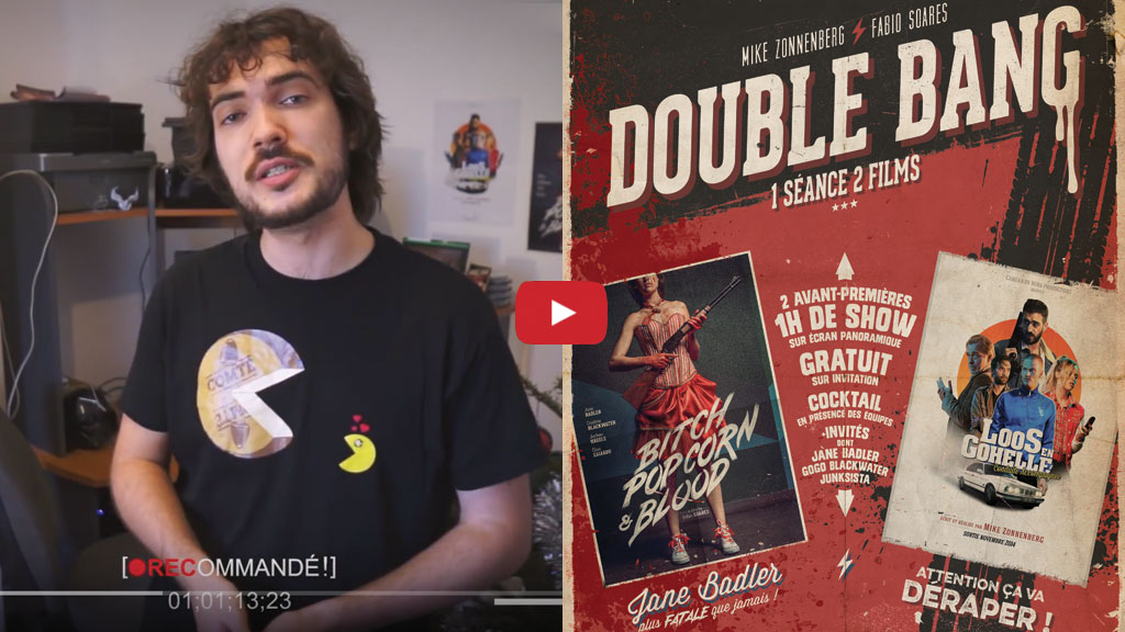 """Émission """"recommandé"""" par Vlog de Baf spécial Double Bang"""