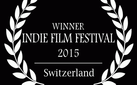 We did it! Best Short Film and Best Actress for Bitch, Popcorn & Blood and Élise Gaiardo / Indie Film Festival 2015