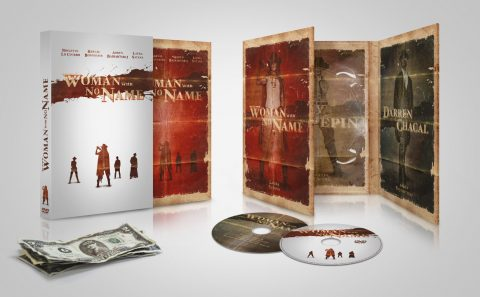 Woman With No Name Dvd packaging