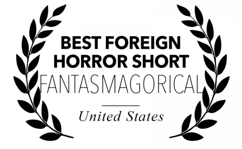 Winner Fantasmagorical Film Fest 2016 - Best foreign horror short : Bitch, Popcorn & Blood