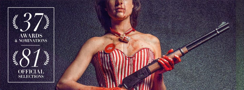 Bitch, Popcorn & Blood awards, by Fabio Soares. 37 awards & nominations, 81 official selections
