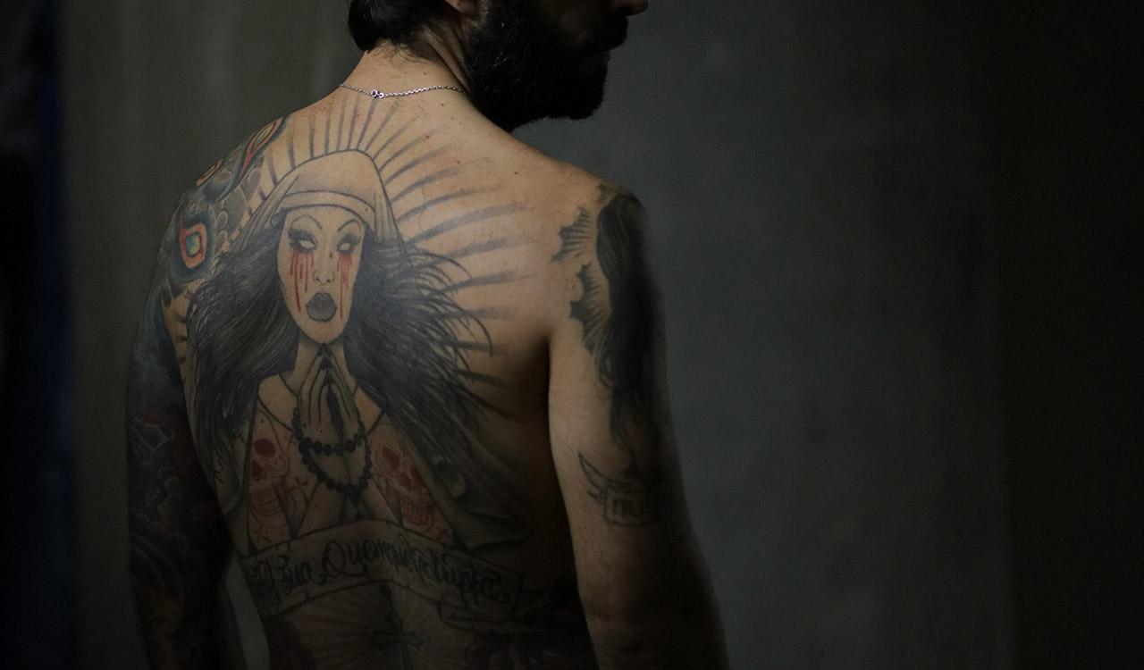 Fabio Soares by Beatrice Cruveiller