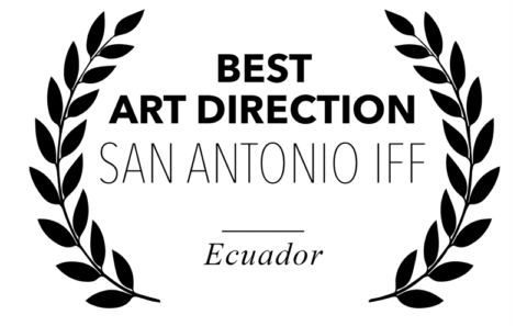 San Antonio IFF - Best Art Direction / I Will Crush You & Go To Hell