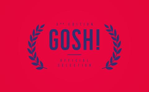 GOSH! logo 3rd Edition by Fabio Soares & Magali Souart