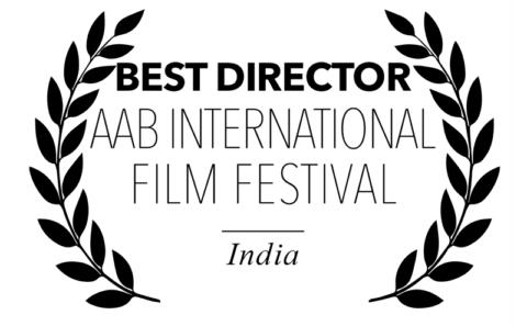AAB International Film Festival - Best Director for Bitch, Popcorn & Blood