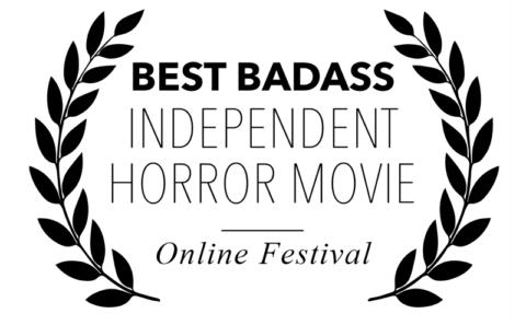 Independent Horror Movie - Best Badass for Bitch, Popcorn & Blood