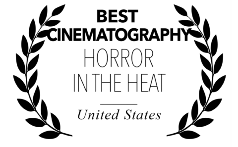 Horror in the Heat - best cinematography for Bitch, Popcorn & Blood
