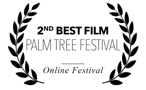 Palm Tree Festival - 2nd best film for Bitch, Popcorn & Blood