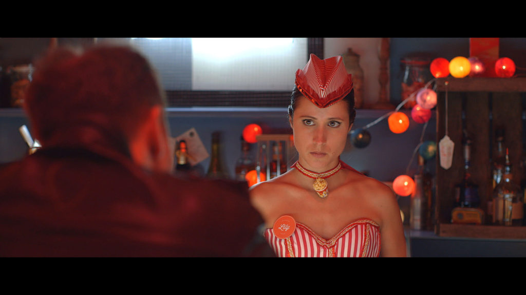 Bitch, Popcorn & Blood - Lise Gardo