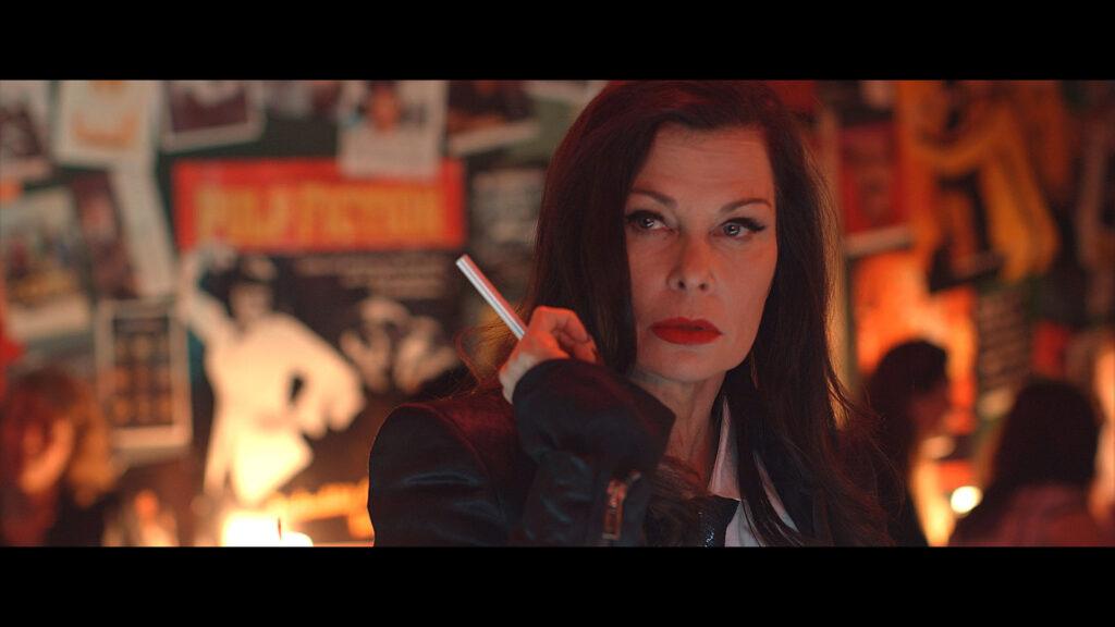 Bitch, Popcorn & Blood - Jane Badler