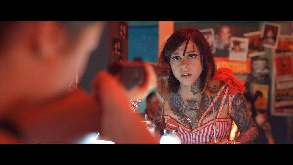 Bitch, Popcorn & Blood - Cristina Blackwater and Lise Gardo