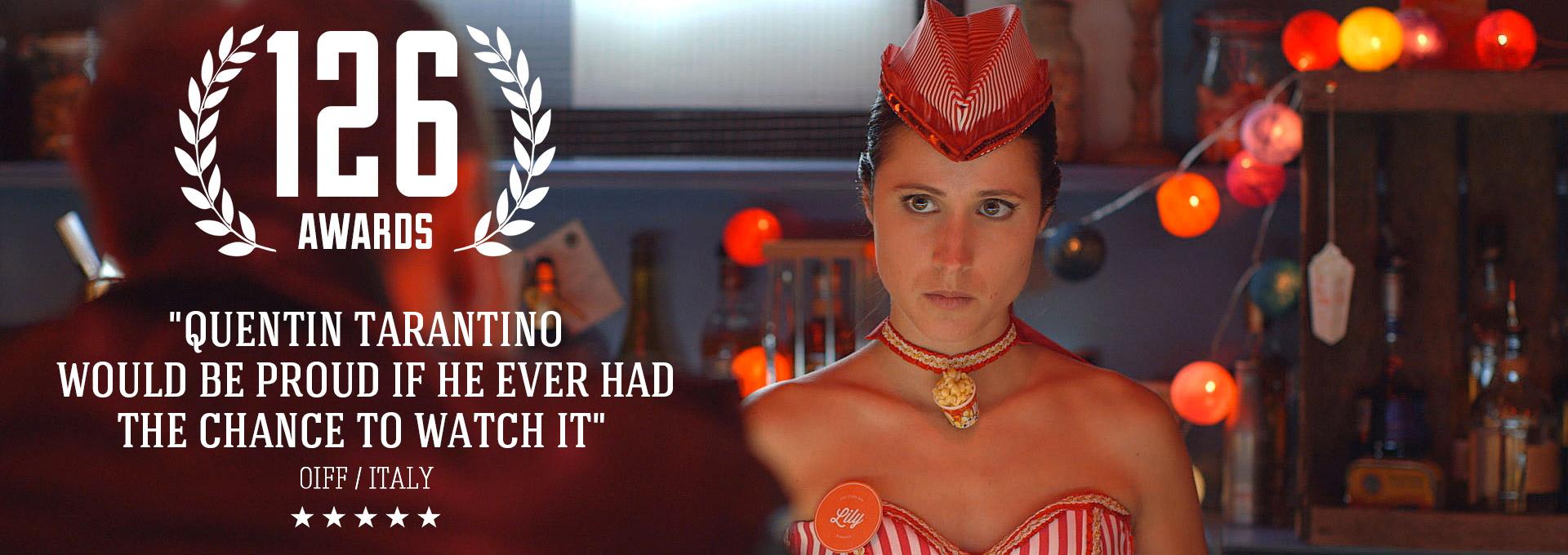 Bitch, Popcorn & Blood awards